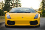 Classic Lamborghini by SeanTheCarSpotter