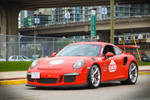 Lava Orange GT3 RS by SeanTheCarSpotter