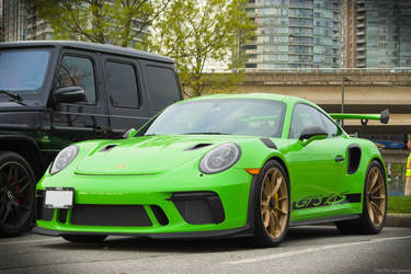 GT3 RS MkII by YukiTheCarSpotter