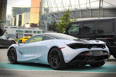 The 720S by YukiTheCarSpotter