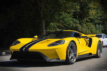2019 Ford GT by SeanTheCarSpotter