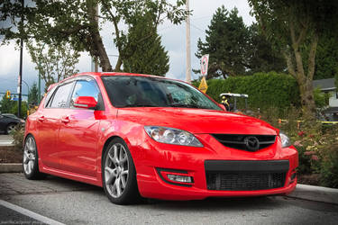 MazdaSpeed3 by SeanTheCarSpotter