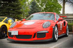 Absolute Red  GT3 RS
