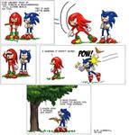 Boomerang comic