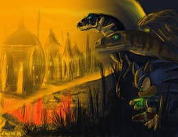 Raptors at Azul by NetRaptor