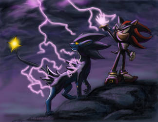 Call down the lightning by NetRaptor