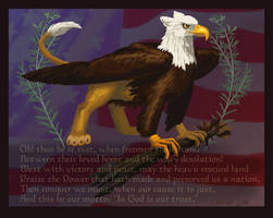 American Griffin by NetRaptor