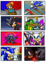 Sonic Heroes Snapshots by NetRaptor