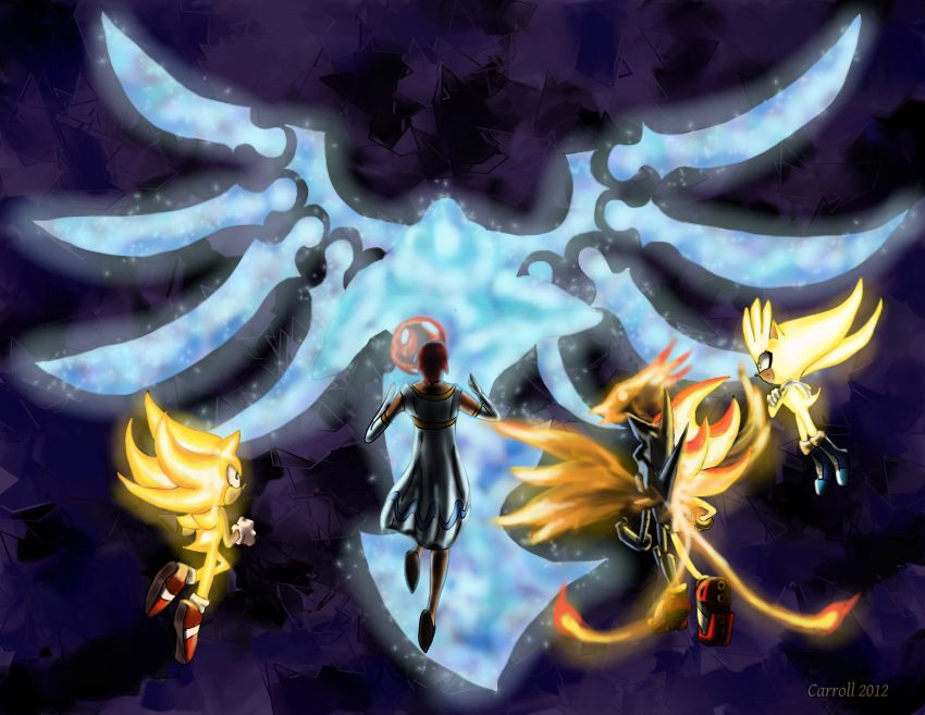 Sonic The Hedgehog 2006 Solaris Phase 2 His World - YouTube