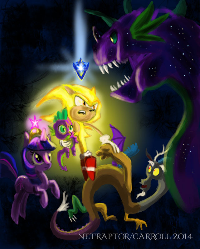my little pony chaos - photo #18