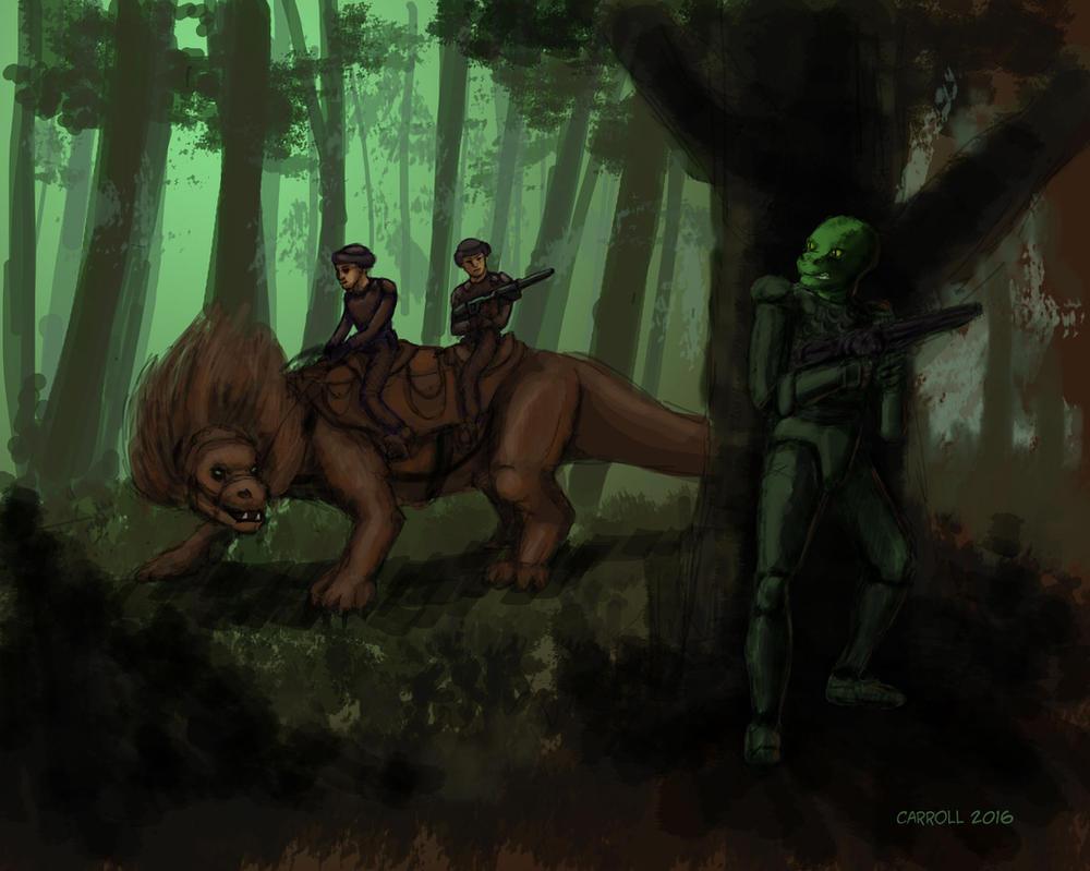 Heth Hunting by NetRaptor