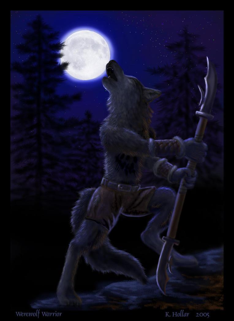 Werewolf Warrior by NetRaptor on DeviantArt Werewolf Warrior Art