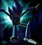 Mecha Sonic Collab