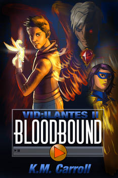 Bloodbound book cover