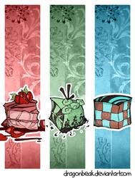 Cake Set: RGB by DragonBeak
