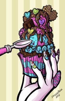 Harajuku Cupcake