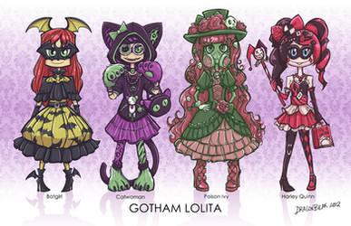 Gotham Lolita Gals