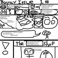 bouncy issue 1 by bounceboy100