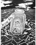 [Inktober 2018] Day 18 - Bottle