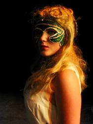 Midsummer- Titania's Mask by ballatetta