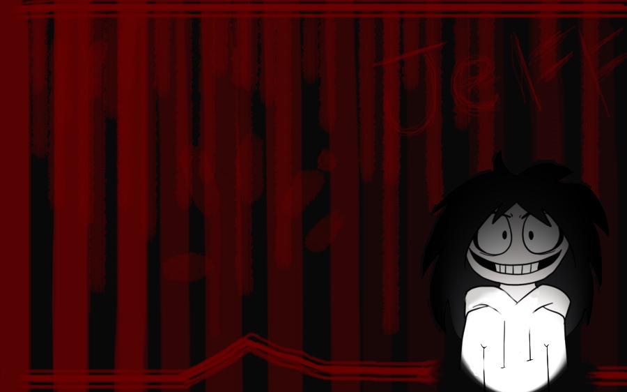 Jeff The Killer Desktop Wallpaper By InkKirby