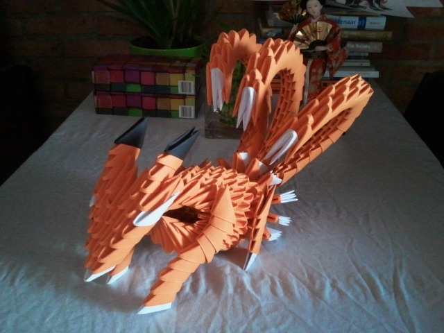 how to make origami naruto