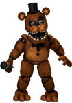 Fixed withered freddy