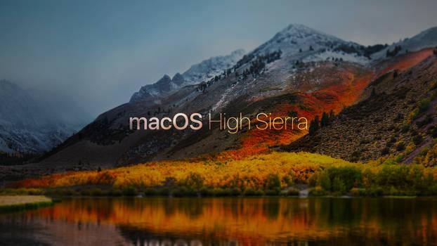 MacOS High Sierra Alternative Wallpaper