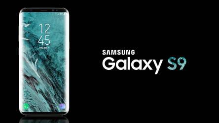 Galaxy S9 Concept by KaKoten