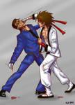 Fist Fight!
