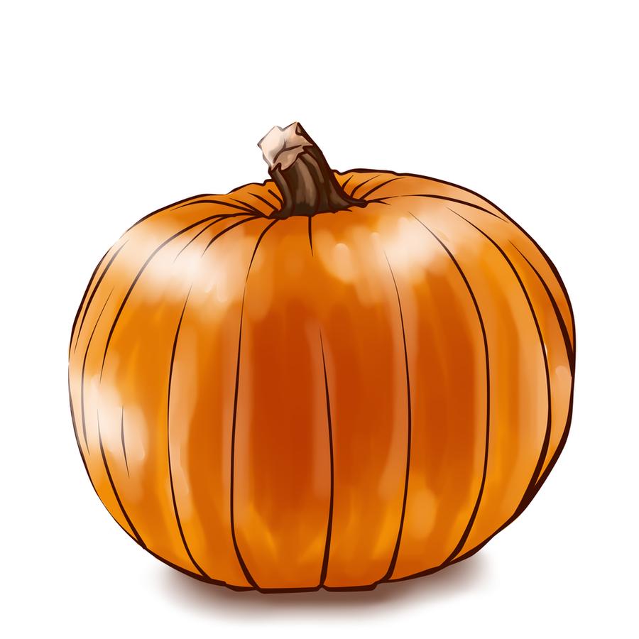 pumpkin clip art vecto...