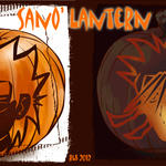 SanO' Lantern by Azuhra