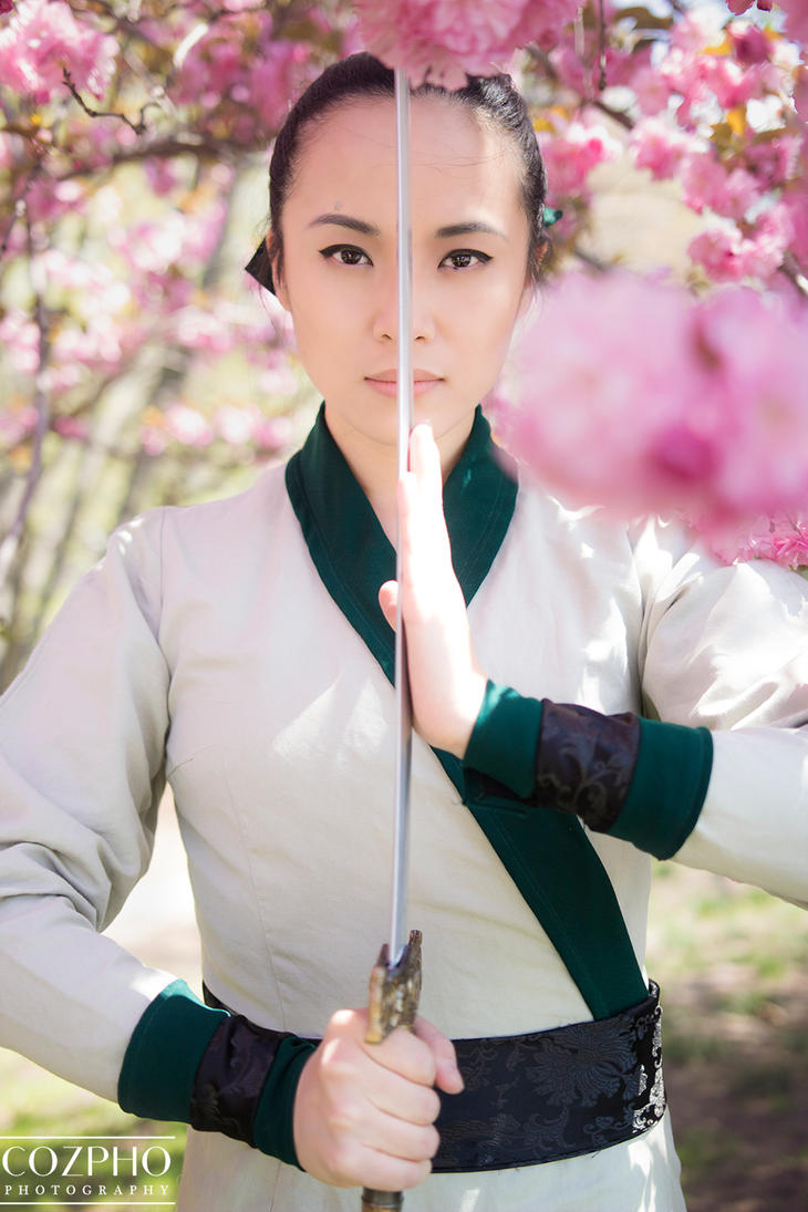 Ping - Mulan Cosplay by Cozpho