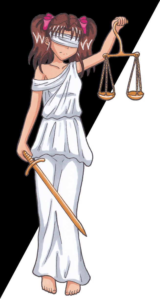 Lady justice by puremrz on deviantart