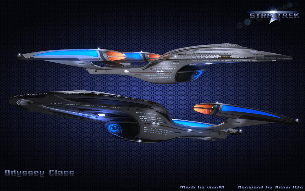 Star Trek Odyssey Class Final01 by vnm51