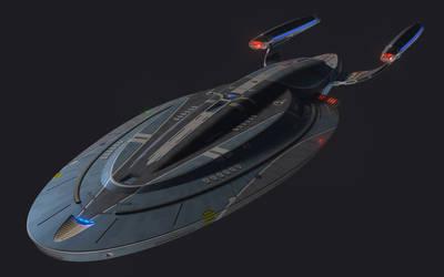 Star Trek Vesta 32 by vnm51