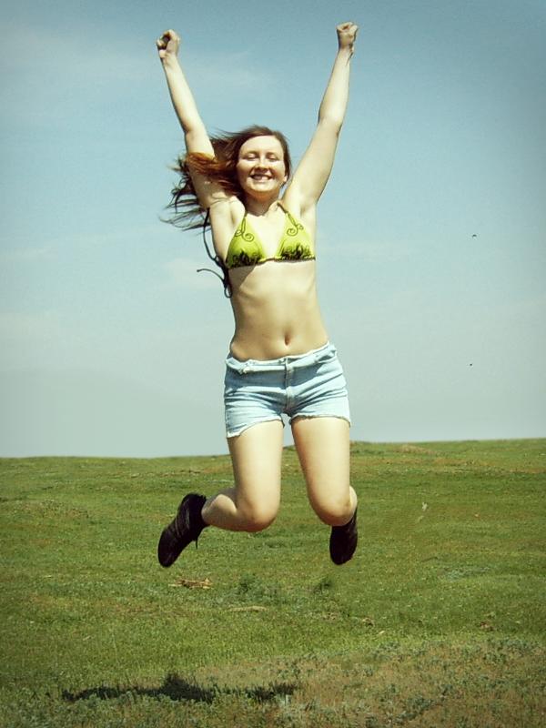 The Jump by liquidluna