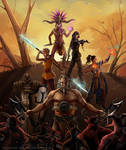 Diablo 3 Fanart Contest Entry