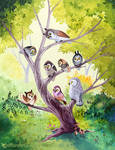 The Owl Story - Digital