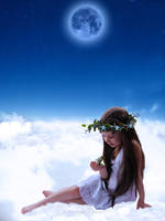 An Angel Returned to Earth by WhiteBook