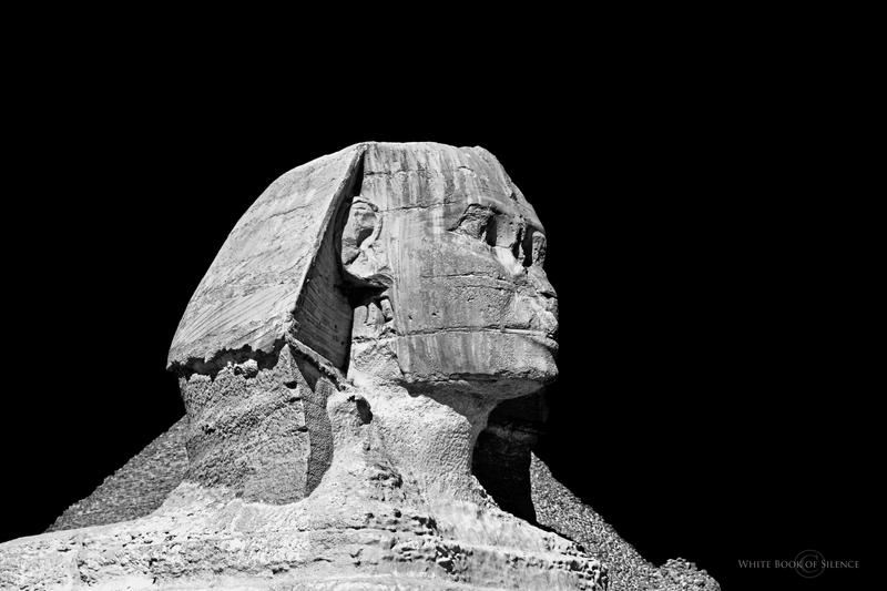 Great Sphinx of Giza II by WhiteBook
