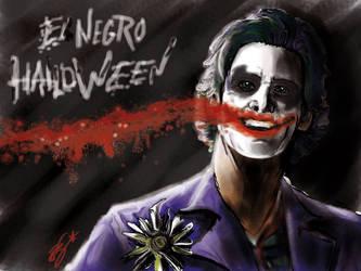 joker in NIGTHbatMARE by DeJavySan