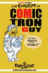 COMIC TRON GUY by DeJavySan