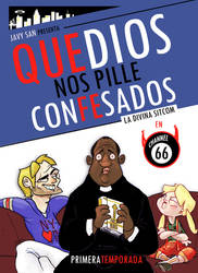 'Que Dios nos pille confesados' by DeJavySan