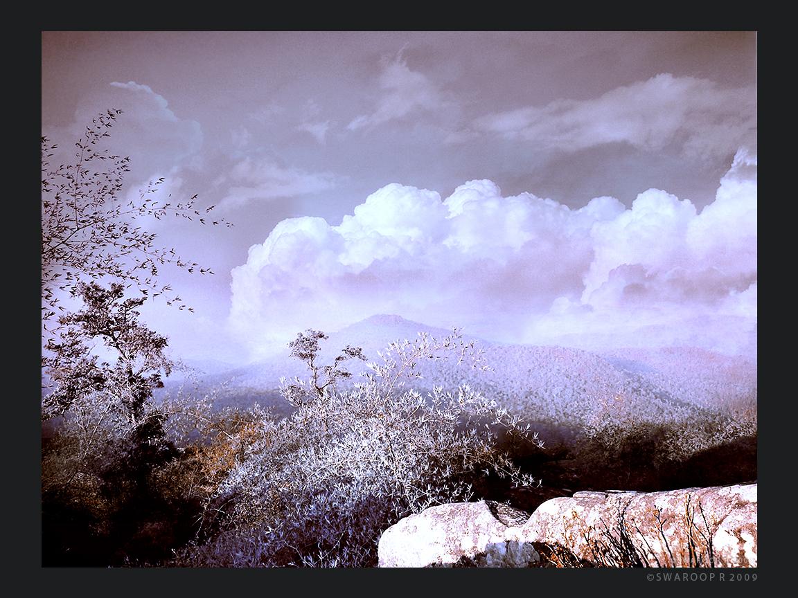 ZEN MOUNTAINS by Swaroop
