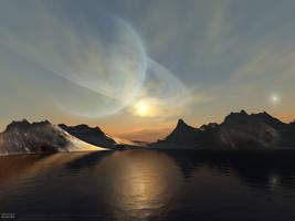 Intergalactic T R A G E D Y by Swaroop