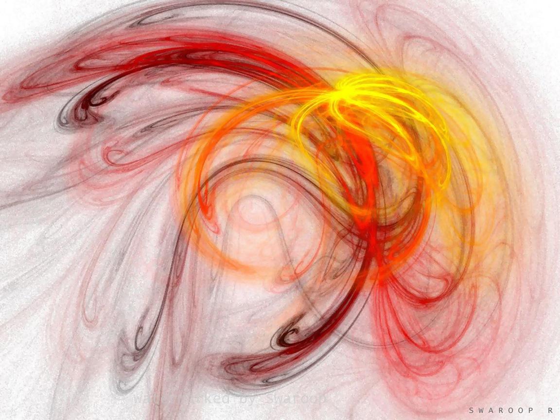 Most beautiful fractal by Swaroop