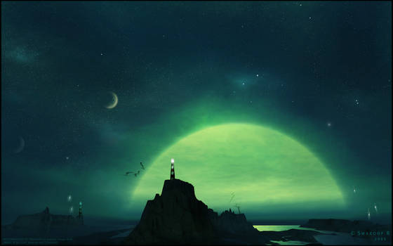 The Secret Green Cove