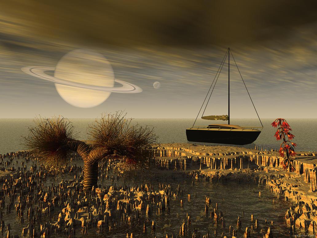Titan Mangrove by Swaroop