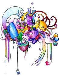 Rainbow Factory by ladyz0e